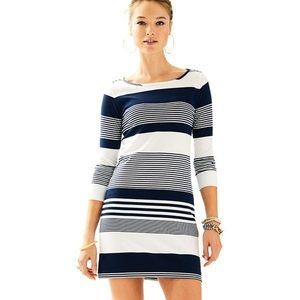 Lily Pulitzer boatneck knit dress